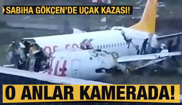 Sabiha Gökçen'de meydana gelen  kazayla ilgili kaptan pilotun tutuklanması istendi