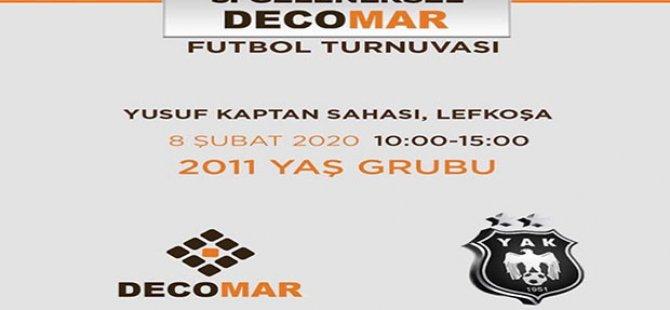 Decomar Turnuvası Yapılıyor..!