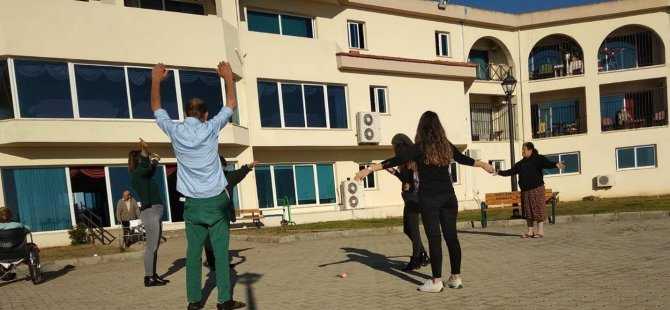 LAÜ öğrencileri'nden Kalkanlı Yaşam Evine Anlamlı Proje