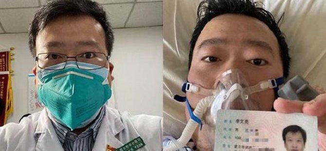 Koronavirüsü Duyuran Doktorun Ölümü Çin'de Tepkilere Yol Açtı