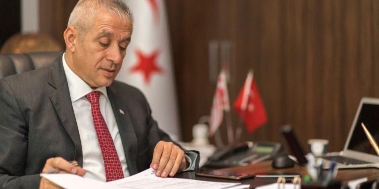 Taçoy: Türkiye'den 170 milyon TL gelmedi ama KKTC kendi kendine yetmeli
