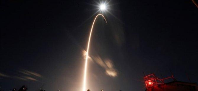 Avrupa Uzay Ajansının Güneş Uydusu Uzaya Fırlatıldı