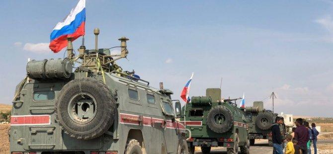 Rus Dışişleri: Moskova ve Şam, Suriye'de sivilleri vurmuyo