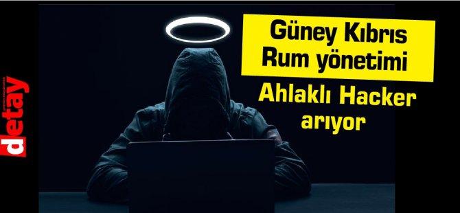 """Güney Kıbrıs Rum Yönetimi """"Ahlaklı Hacker"""" Arıyor"""