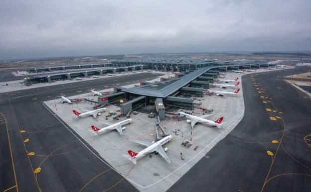 Türkiye'den en fazla uçuş, günlük 150 uçakla Almanya'ya yapıldı