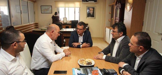 Erhürman: Çözüm irademizi diplomasi üzerinden anlatmalıyız