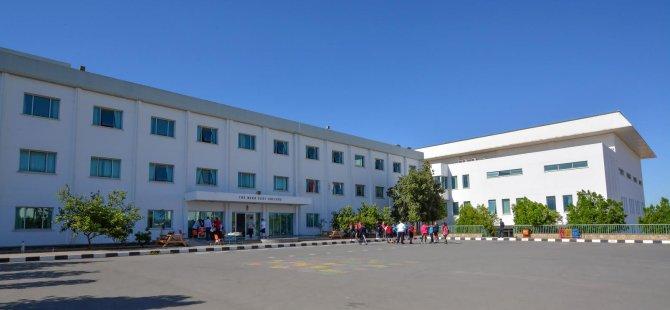 Yakın Doğu İlkokulu ve Ortaokulu Öğrencileri Uzay Kampına Gidiyor…