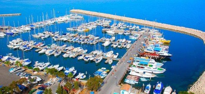 İsrailliler'den Larnaka Limanına 1 Milyar Euro'luk Yatırım