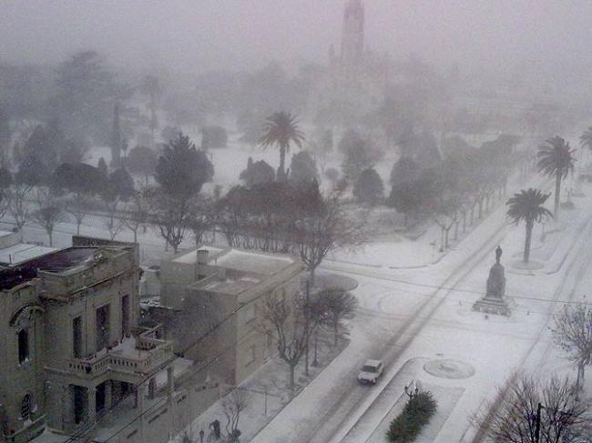 Peru'da aşırı soğuklar ve kar can aldı