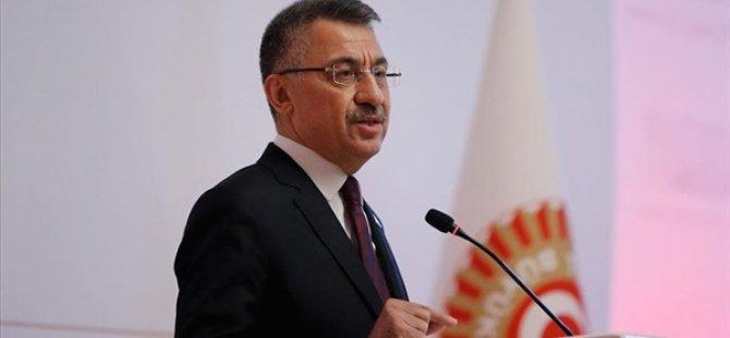 Türkiye Cumhurbaşkanı Yardımcısı Fuat Oktay Kktc'ye Geliyor