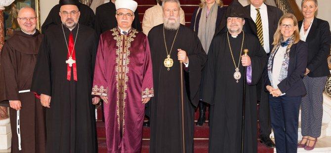 Din Adamları Ortak Bildiri İle Ortak Çağrı Yaptı