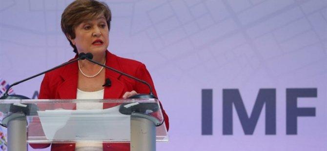 """IMF Başkanı: """"önümüzdeki iki hafta koronavirüsün etkisini belirlenmek için çok önemli"""""""
