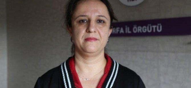 HDP'li eş başkana ölüm tehdidi
