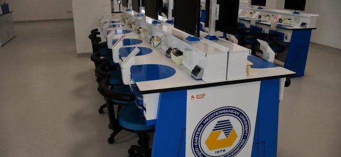 DAÜ Diş Hekimliği Fakültesi Teknolojik Ve Modern Binasında Eğitime Başlıyor