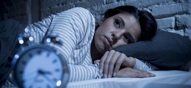 Uyku bozukluğu nedir kronik hastalıklar sebebi olabilir!