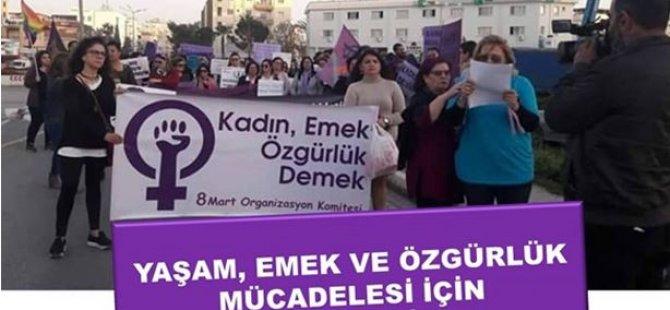 Bağımsızlık Yolu Dünya Emekçi Kadınlar Günü İçin Toplantı Düzenliyor