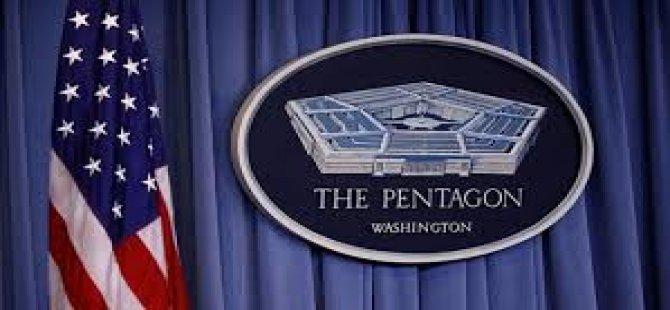 """Pentagon sözcüsü Jonathan Hoffman: """"Esed'in kendi halkına saldırmaya devam ettiğini görüyoruz. İdlib'deki saldırılarını görüyoruz"""""""