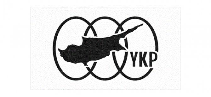 YKP: Kıbrıs'ın kuzeyinde egemenlik Türkiye'nindir!