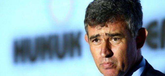 Antalya Baro Başkanı'ndan Feyzioğlu'na: 'Saray Bekçisi'ni aforoz etmek boynumuzun borcu olsun