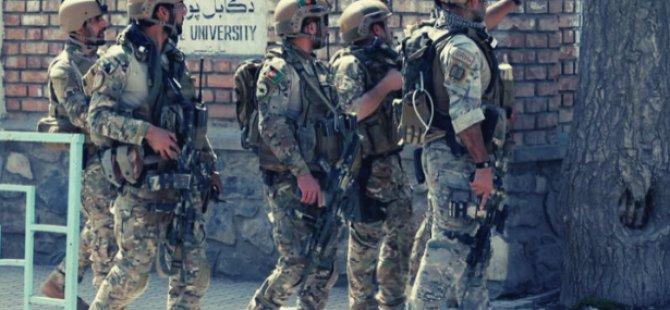Afgan güvenlik güçlerine Taliban'a operasyonları durdurma talimatı