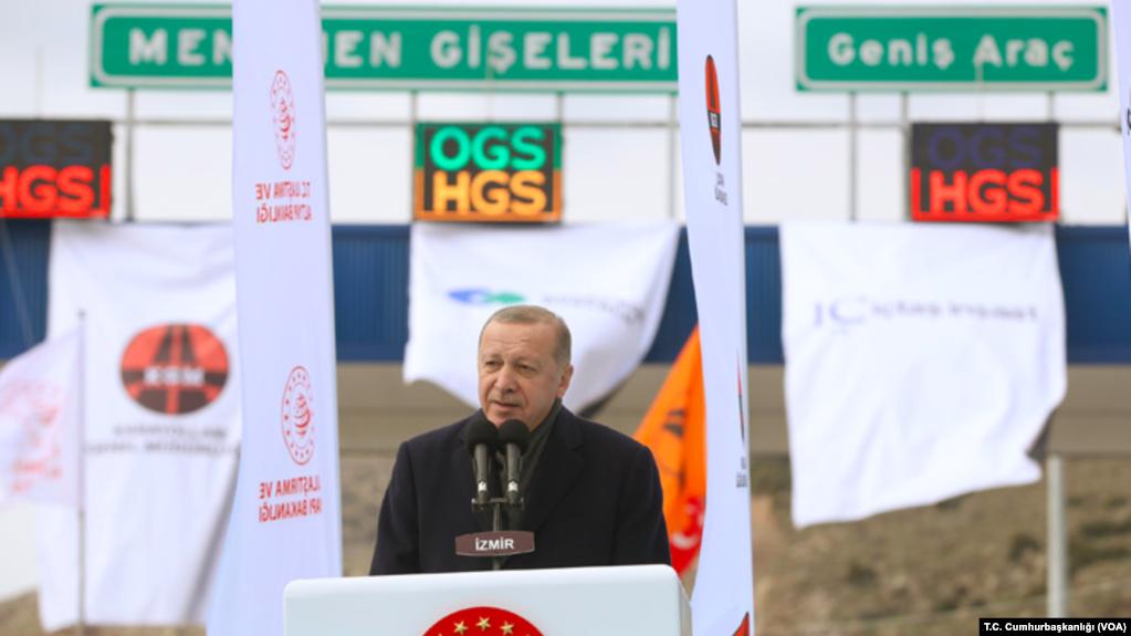 Erdoğan: 'Türkiye Yeni Bir İstiklal Harbi'nden Geçiyor'