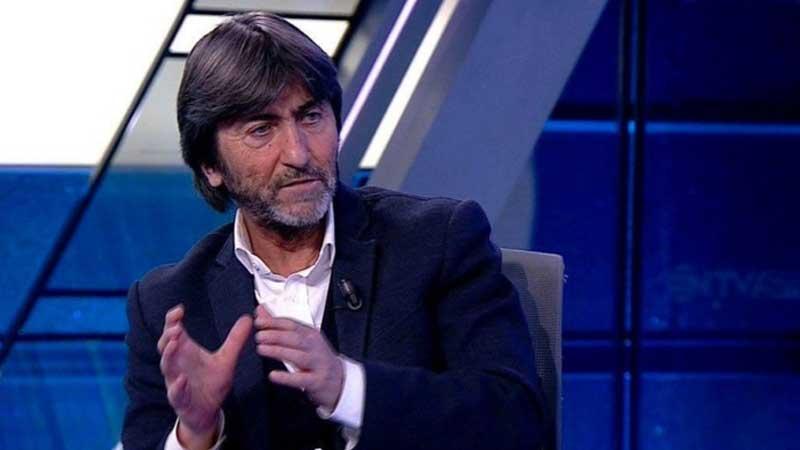 Rıdvan Dilmen: Galatasaray'ın penaltısını penaltı olarak görmüyorum