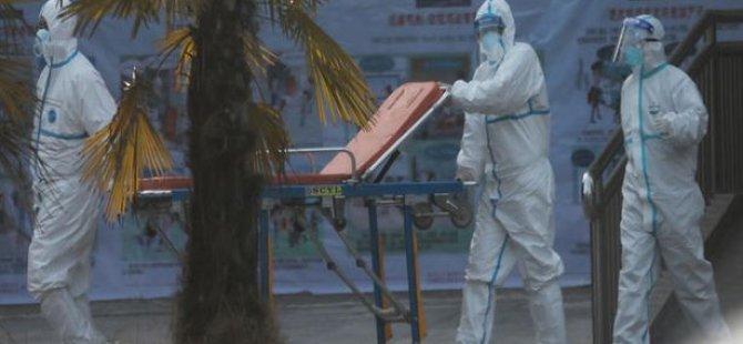 Çin'de ortaya çıkan yeni koronavirüsün kuluçka süresi 27 güne ulaşabilir