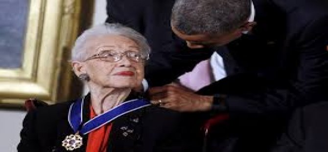 Nasa'nın İlk Siyahi Kadın Matematikçisi 101 Yaşında Öldü