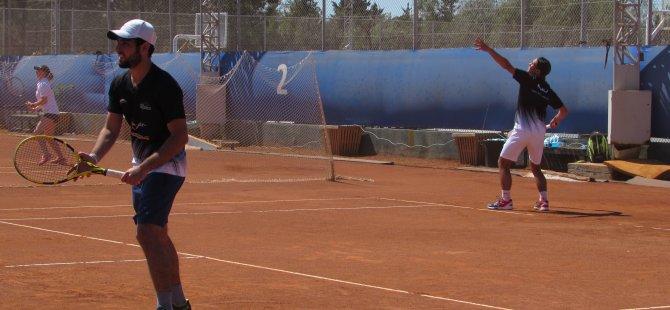 Nıcosıa motors tenis ligi 2. Devresi başladı…