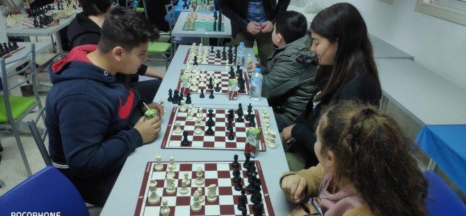 Yardım Temalı 2020 Girne Satranç Turnuvası