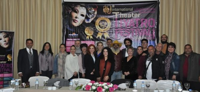 10. Uluslararası Beşparmaklar Tiyatro Festivali Başlıyor