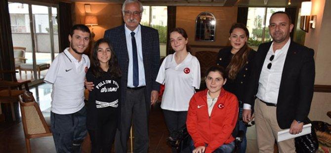 Milli Takım Girne'de kamp yaptı