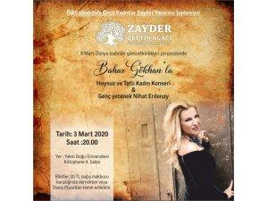 Zeytin Ağacı Eğitim Ve Yardımlaşma Derneği, Geliri Kadın Atölyesi'ne Bağışlanacak Bir Konser Düzenliyor
