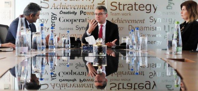 Erhürman: Cumhurbaşkanlığı sadece müzakerecilik makamı değildir