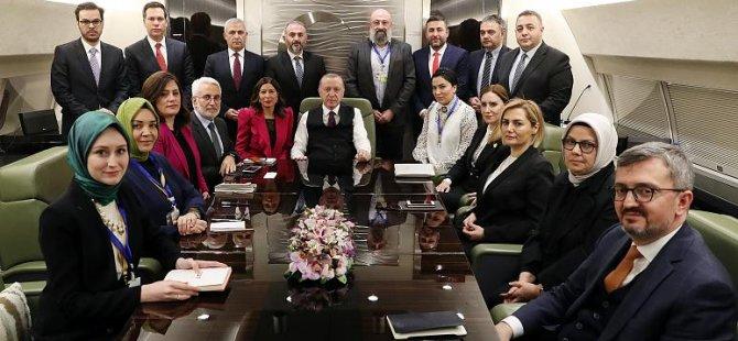 Erdoğan: 4'lü zirve kesin değil, ABD'nin bize vereceği Patriot yok