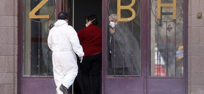 Ankara'da koronavirüs karantinası başladı