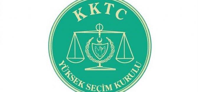 YSK Cumhurbaşkanlığı Seçim Yasaklarının 1 Mart Pazar Günü Başlayacağını Açıkladı