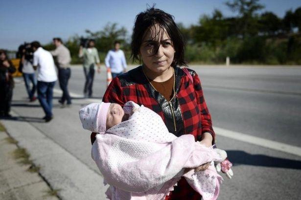 NTV O mülteci haberini kısa sürede kaldırdı