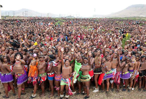 Zulululardan Bekaret Kutlaması
