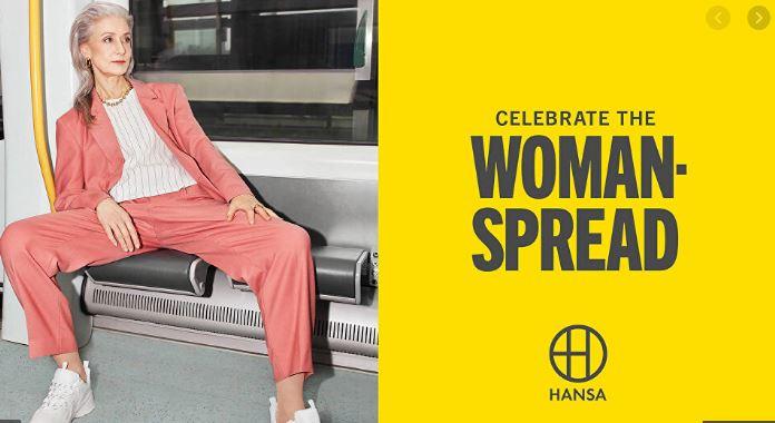 İsveç'te kadınları bacaklarını açarak yolculuk etmeye teşvik eden kampanyaya kızanlar, faturayı feminizme çıkardı