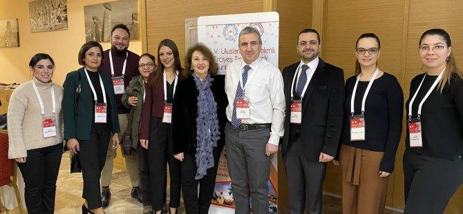 Yakın Doğu Üniversitesi Uluslararası Katılımlı Erciyes Tıp Genetik Günleri Kongresi'nde Beş Bilimsel Konferans, Üç Sözlü Sunum ve Bir Ödülle ile Damga Vurdu…