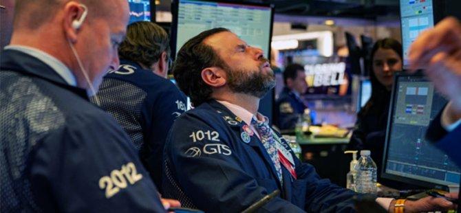 ABD borsaları tarihi düşüşle açıldı; işlemler 15 dakika süreyle askıya alındı!