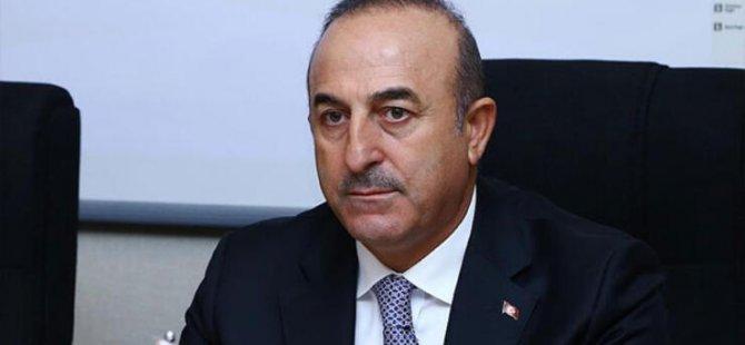 Çavuşoğlu, videokonferansla düzenlenecek NATO dışişleri bakanları toplantısına katılacak