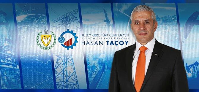 Taçoy da UBP Genel Başkanlığına adaylığını açıkladı...