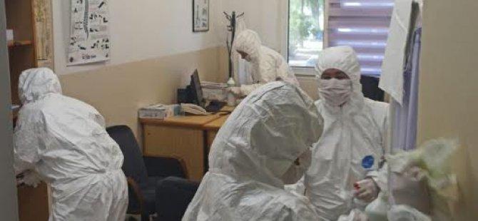 DAÜ'den Koronavirüs'e Karşı Kapsamlı Dezenfekte İşlemi