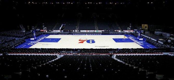 Bir oyuncuda koronavirüs çıktı! NBA'de tüm maçlar askıya alındı.