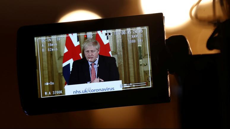 #CORONA Boris Johnson: Sevdikleriniz zamanları gelmeden ölecek