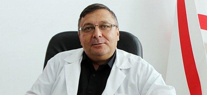"""Bülent Dizdarlı'dan hekimlere çağrı: """"Başbakanlık önündeki eyleme katılın"""""""