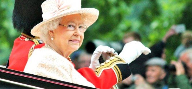 İngiltere Kraliçesi 2. Elizabeth 95 yaşına bastı