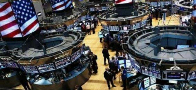 ABD borsasında tarihi düşüş!